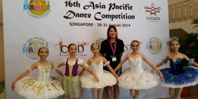 Pointe & Music Dance Academy 2014 16th Asia Pacific Dance Competition