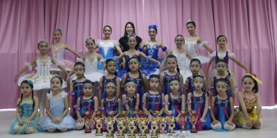 Pointe & Music Dance Academy 2014 CSTD 1st Malaysia Dance Competition