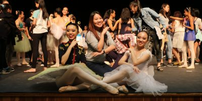 2016 TDS 19th Solo Classical Ballet Competition 1