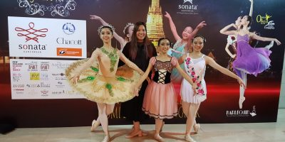2018 Asian Grand Prix Regional Ballet Competition in Bangkok 1